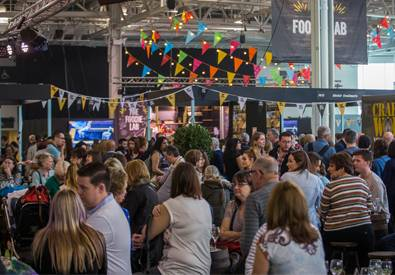 The UK's Favourite Food Festival is open for business!