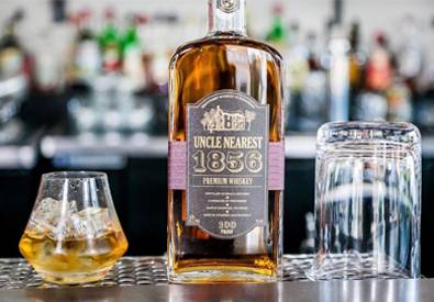 Historical American Whiskey Comes to Eat & Drink