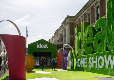 Explore Ideal Home Show